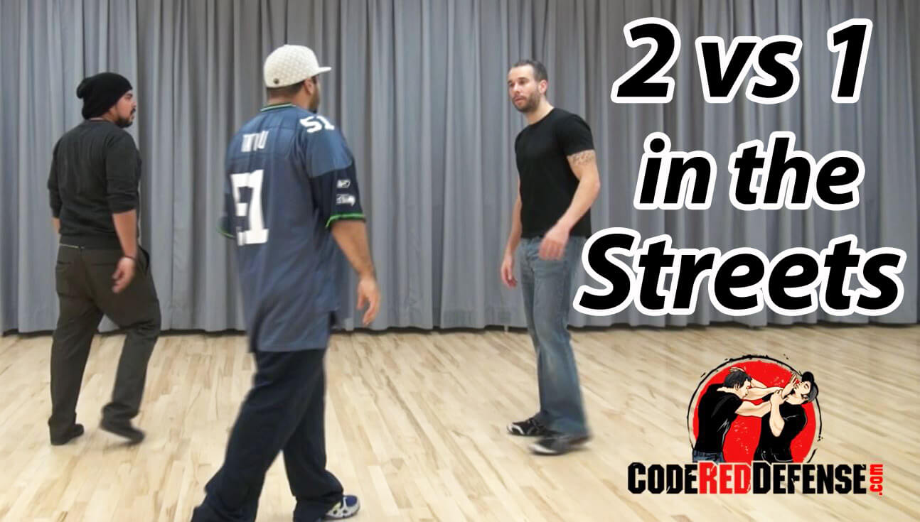 How to Defend Yourself Against Multiple Attackers in the Street