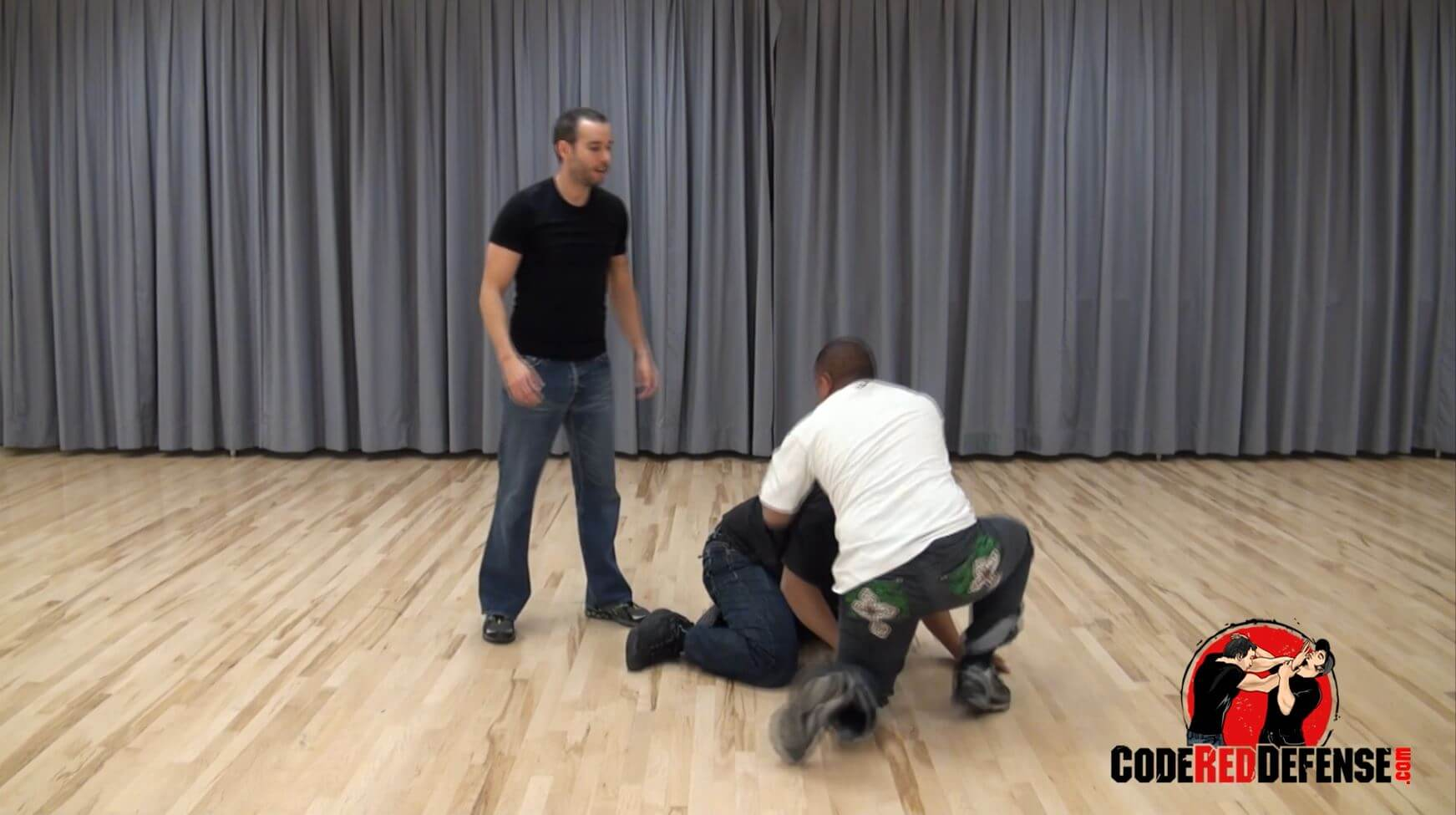 The Importance of Awareness During a Fight