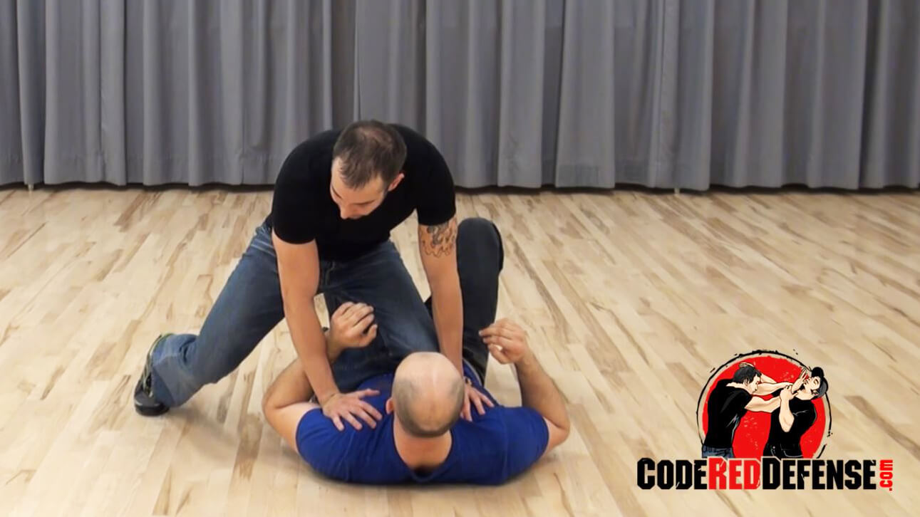Discover the best way to mount your attacker in a street fight