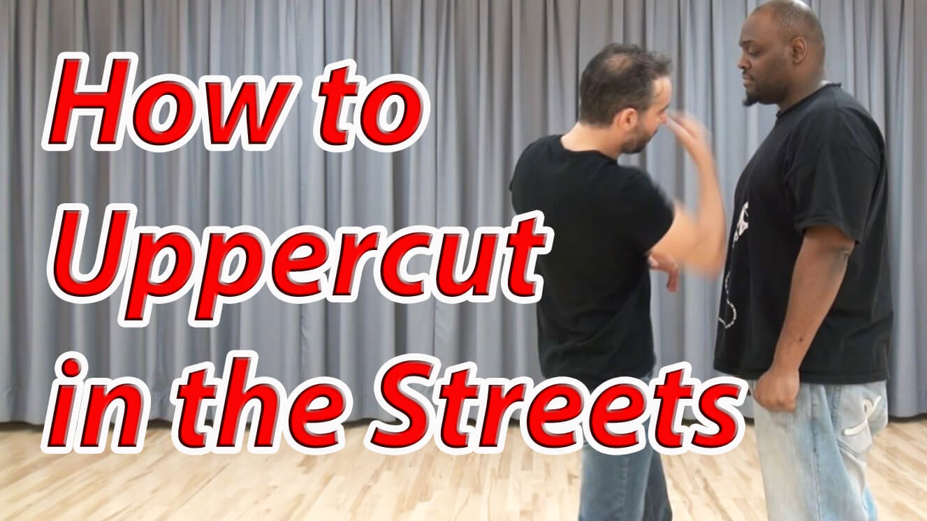 Learn how to throw an uppercut during a street fight.