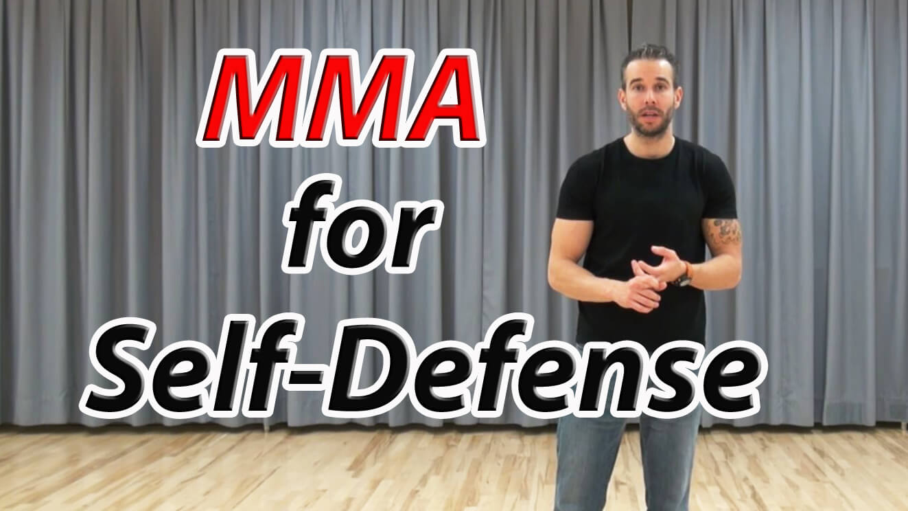 Using MMA as a self-defense method