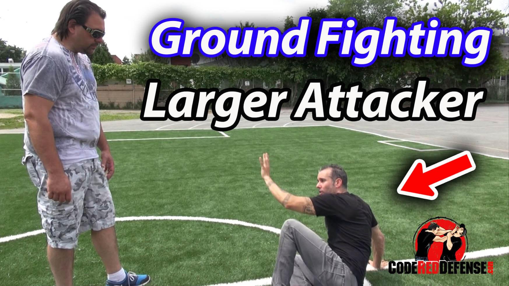 ground fighting self defense