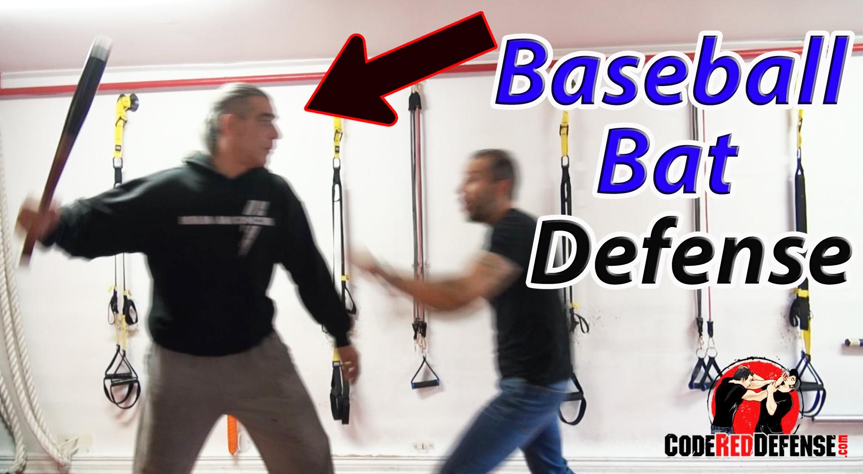 baseball bat self defense