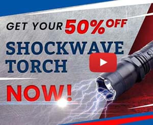 Self-Defense Shockwave