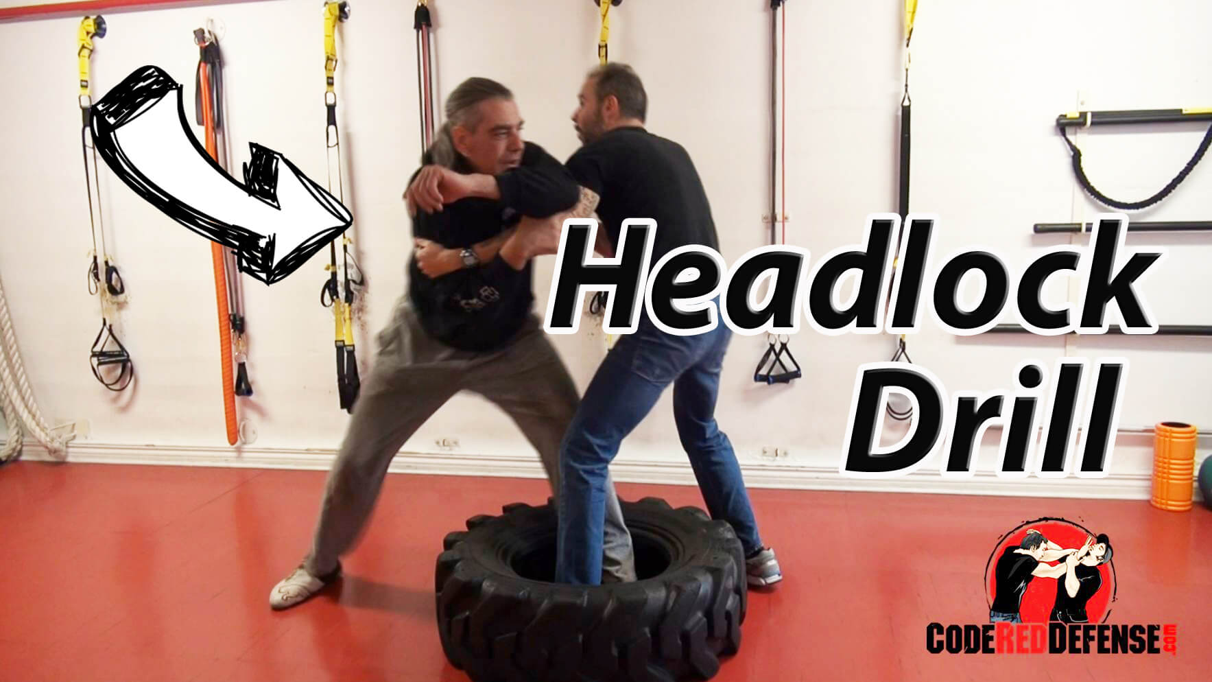 headlock exercise