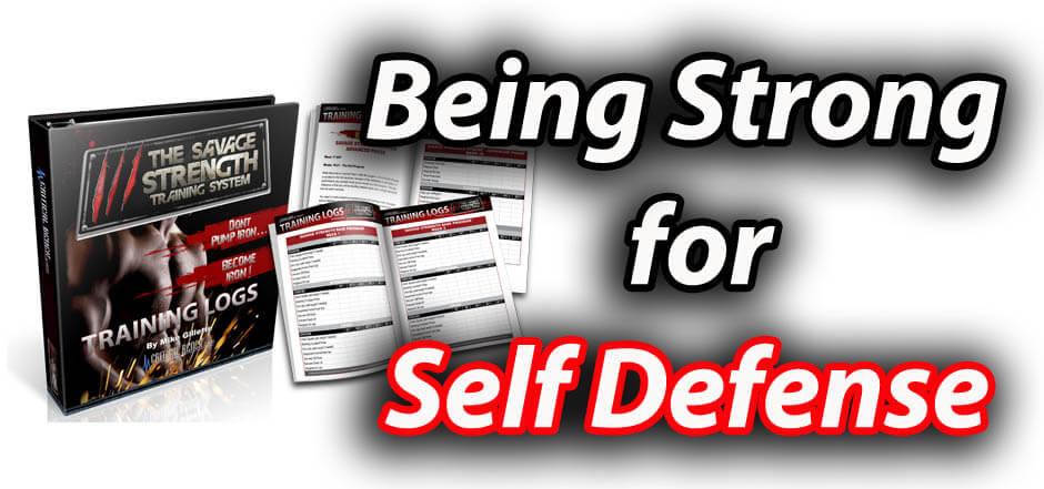 self defense strength